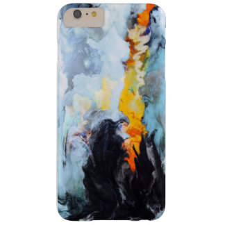 Smoke and Flame Barely There iPhone 6 Plus Case