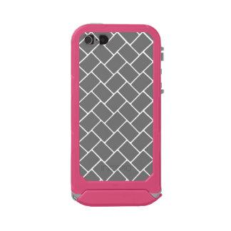 Smoke Basket Weave Incipio ATLAS ID™ iPhone 5 Case