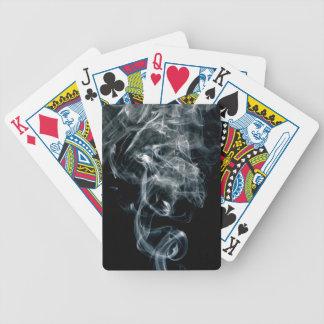 Smoke Bicycle® Poker Playing Cards