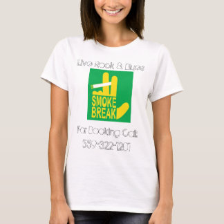 Smoke Break Mellow Yellow T-Shirt