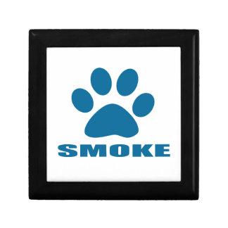 SMOKE CAT DESIGNS GIFT BOX
