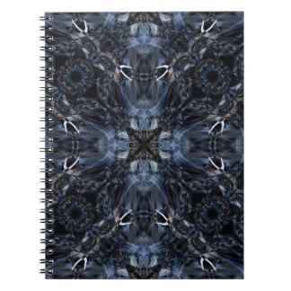 Smoke Design 20106 (15).JPG Spiral Notebook