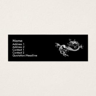 Smoke Dragon Mini Business Card