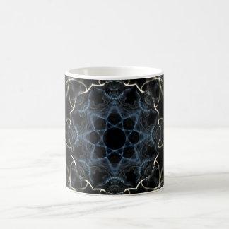 Smoke flower Kaleidoscope mug