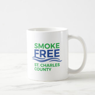Smoke Free STC Products Coffee Mug