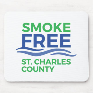Smoke Free STC Products Mouse Pad