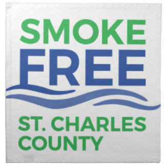 Smoke Free STC Products Napkin