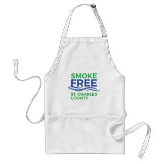Smoke Free STC Products Standard Apron