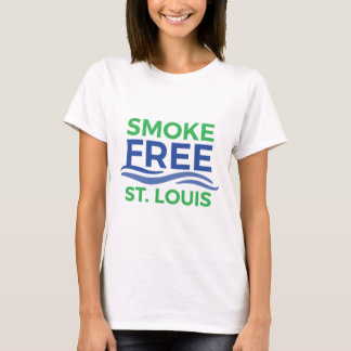 Smoke Free STL Apparel T-Shirt