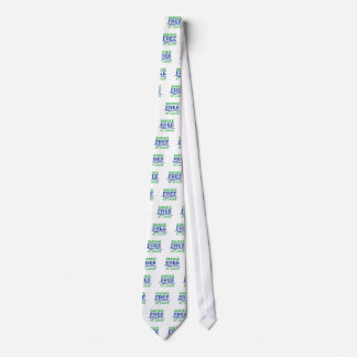Smoke Free STL Apparel Tie