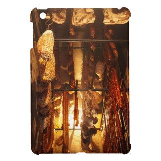 Smoke house iPad mini cover