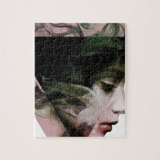 Smoke Illusion Jigsaw Puzzle