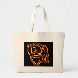 Smoke n Gold (6).JPG Large Tote Bag