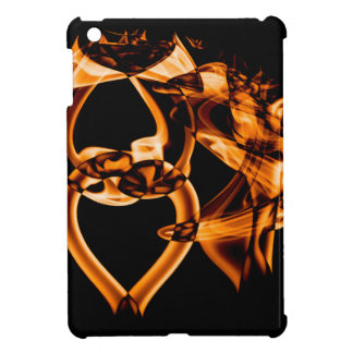 Smoke n Gold (9).JPG Case For The iPad Mini