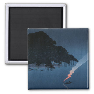 Smoke On The Water Magnet