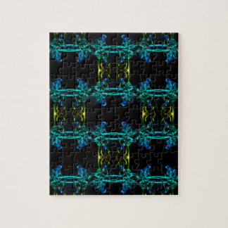 Smoke pattern (9) jigsaw puzzle