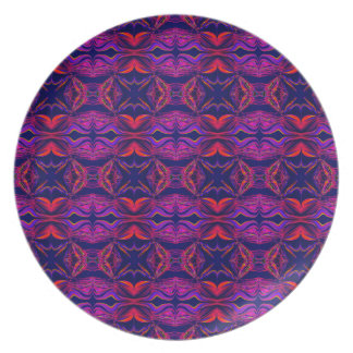 Smoke Pattern Ab (2) Plate