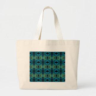 Smoke Pattern Ab (4) Large Tote Bag