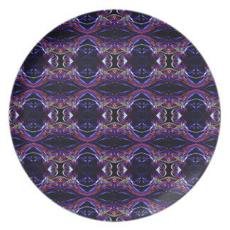 Smoke Pattern Ab (7) Plate