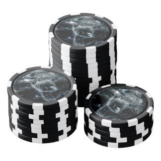 Smoke Poker Chips