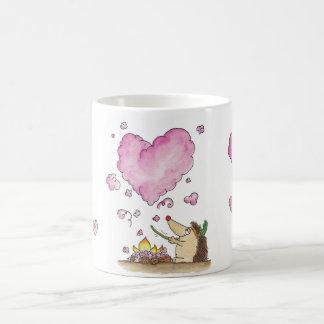 SMOKE SIGNAL mug by Nicole Janes