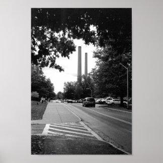 Smoke Stacks Posters