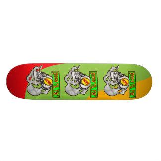 Smoke Till You Choke Skate Board Deck