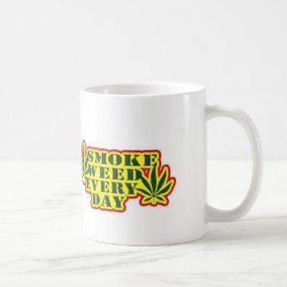 Smoke Weed Every Day Coffee Mug