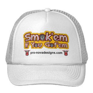 Smokem if you Gotem hat