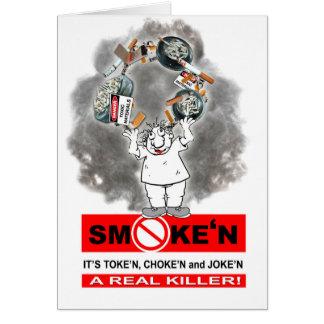 SMOKEN_TOKEN_1 CARD