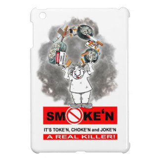 SMOKEN_TOKEN_1 CASE FOR THE iPad MINI