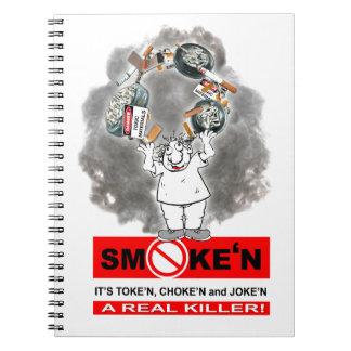 SMOKEN_TOKEN_1 SPIRAL NOTEBOOK