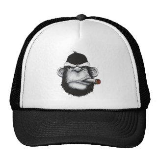 Smoker Monkey Cap