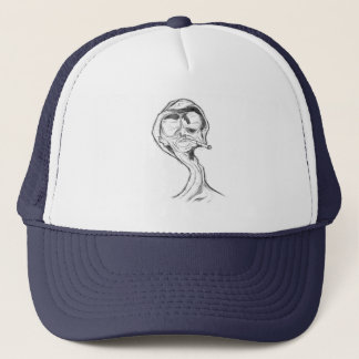 Smoker Trucker Hat