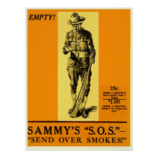 Smokes - Print