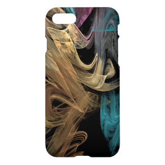 Smokey Fractal iPhone 7 Case