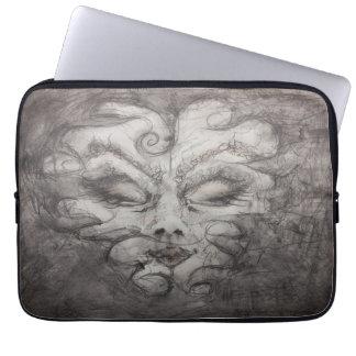 Smokey Haze Laptop Case