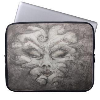 Smokey Haze Laptop Case Laptop Sleeve