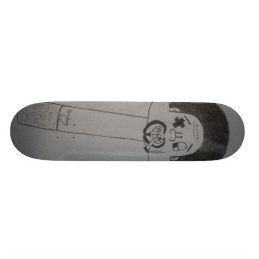 Smokey Joe Skate Deck