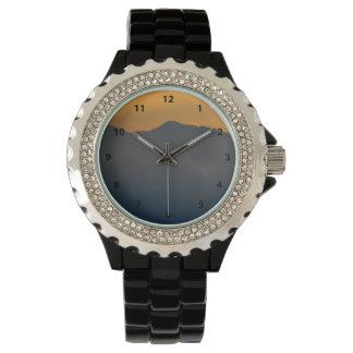 Smokey Mountain Sunrise Wristwatch