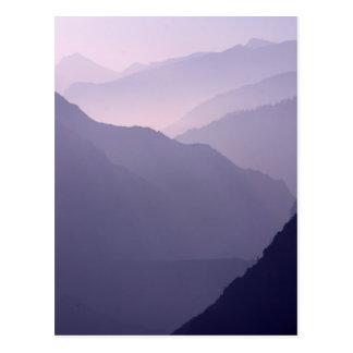 Smokey Mountains Haze Postcards