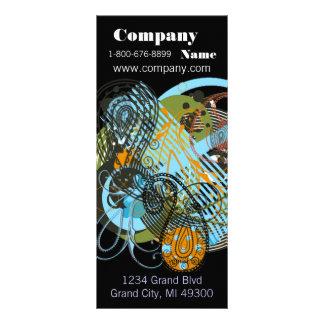 Smokey Mountian Resort Rack Card