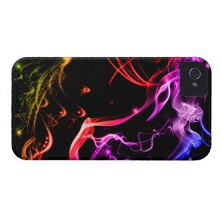 Smokey Rainbow BlackBerry Bold Case