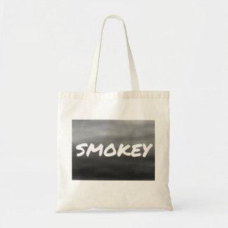 Smokey Statement Logo Budget Tote