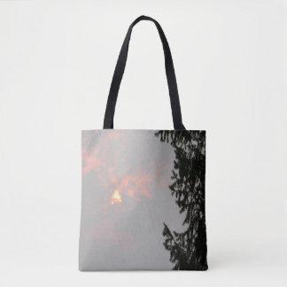 Smokey Sun... Tote Bag