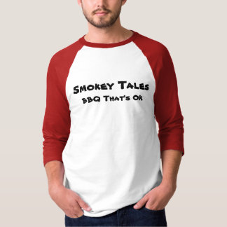 Smokey Tales Baseball Shirt