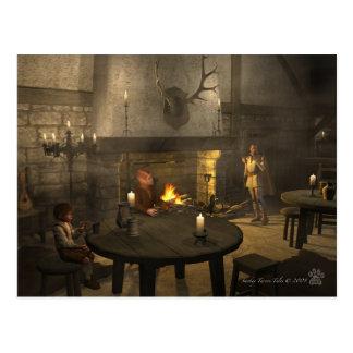 Smokey Tavern Tales Postcard