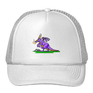 Smokey the Dragon Hats