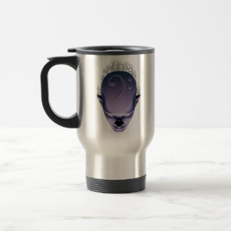 Smokin' Bass Head Travel Mug