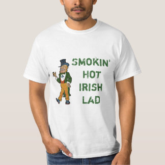 Smokin' Hot Irish Lad T-Shirt